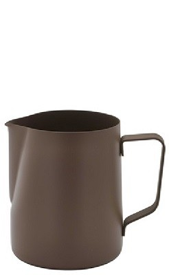 Milk Jug Brown 34cl