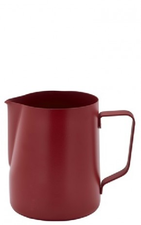 Milk Jug Red 34cl