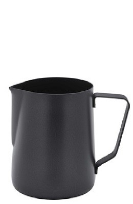 Milk Jug Black 34cl