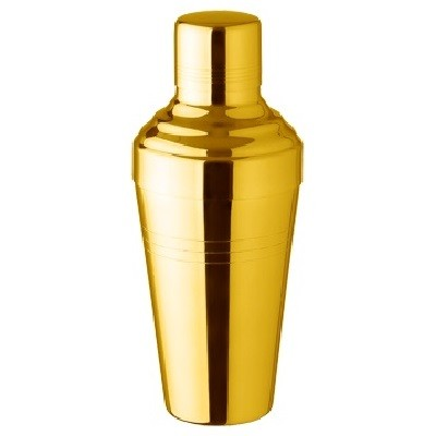 Baron Shaker Yukiwa Gold Plated 51cl