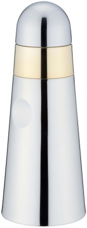 Grande Shaker Yukiwa Mirror Finish with Golden Ring 54cl