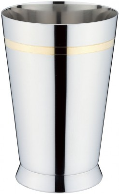 Julep Cup Mirror Finish with Golden Ring Yukiwa 36cl