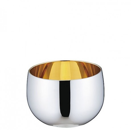 Yukiwa Sake Cup 7.5cl - Inside Gold-Plated