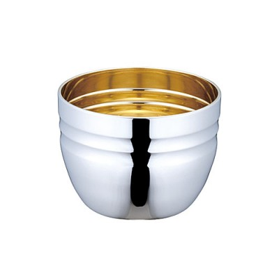 Yukiwa Sake Cup 8cl - Inside Gold-Plated