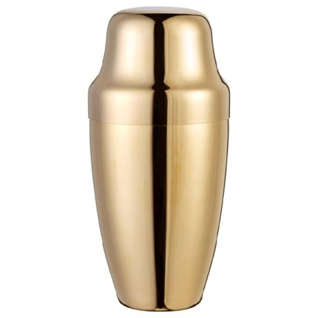Club Shaker Yukiwa Gold Plated 50cl