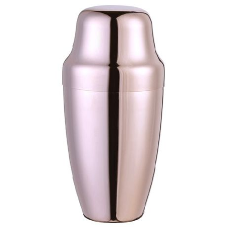 Club Shaker Yukiwa Rose Gold Plated 50cl