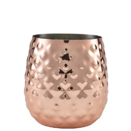 Pineapple Copper Mug 45cl