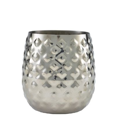 Pineapple Mug Stainless Steel 45cl