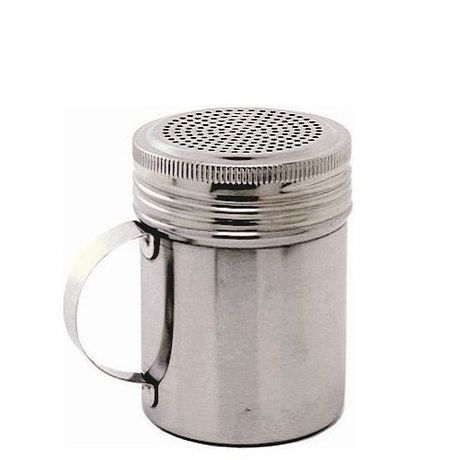 Top Shaker / Dredger with handle 30cl