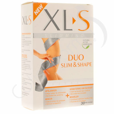 Oméga Pharma - XLS Duo Slim & Shape