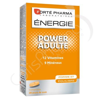 Forté Pharma Energie Power Adulte