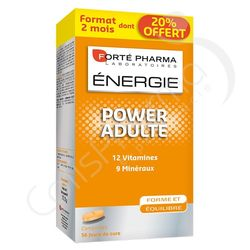 Forté Pharma Energie Power Adulte Duo Pack