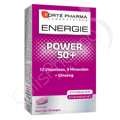 Forté Pharma Energie Power 50+
