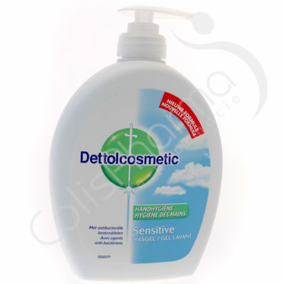 Dettolcosmetic Sensitive 500ml