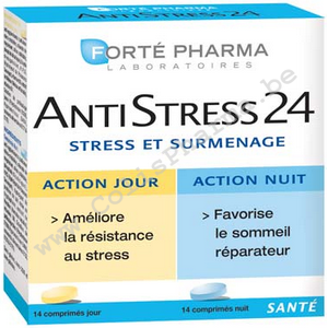 Forté Pharma - Anti Stress 24