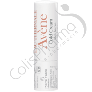 Avène Cold Cream -  Stick Lèvres Duo Pack