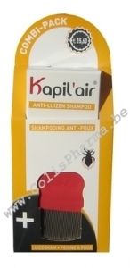 Nycomed - Kapil'air Combi-Pack Anti-poux