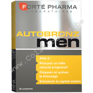 Forté Pharma - AutoBronz Men