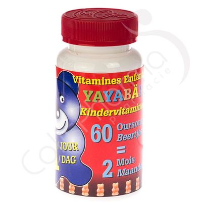 Yayabar Multivitamines