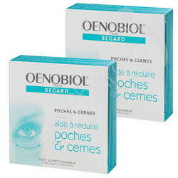 Oenobiol Regard Poches & Cernes Duo Pack