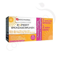 Forté Pharma Expert Bronzage Duo Pack