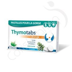 ThymoTabs Orange - 24 pastilles