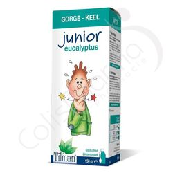 Sirop Junior Eucalyptus - 150 ml