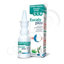Eucalyplus Spray - 20 ml