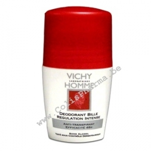 Vichy Homme - Déodorant Bille Régulation Intense