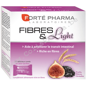 Forté Pharma - Fibres & Light