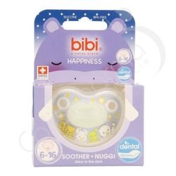 "Bibi - Sucette ""Happiness Glow"" 6 - 16 mois"