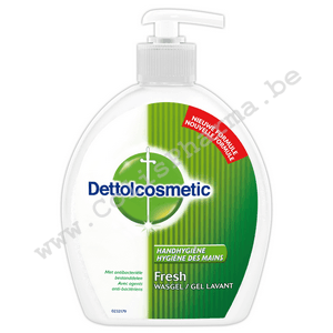 Reckitt - Dettol Gel Lavant Fresh 250 ml