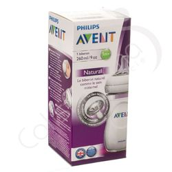 Avent Biberon Natural 260 ml