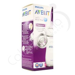 Avent Biberon Natural 330 ml