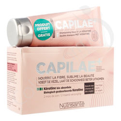 Capilaé+ - 120 capsules + Shampoing Promo Pack