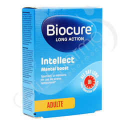 Biocure Intellect Long Action - 30 comprimés