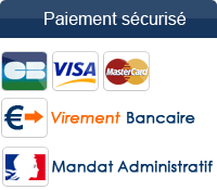 Paiements sécurisés