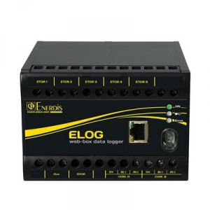 Concentrateur Data Logger ENERDIS ELOG