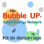 Bubble UP 169 MHz LoRa - Starter Kit & Tool Box