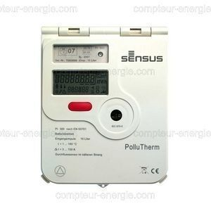 Calculateur Energie Thermique SENSUS POLLUTHERM