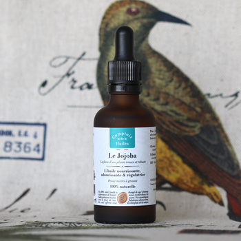Le Jojoba - certified natural vegetable oil