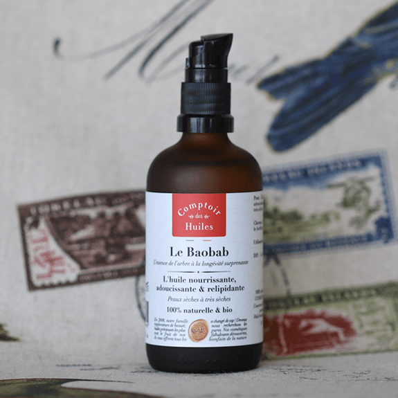 Le Baobab - certified organic vegetable oil