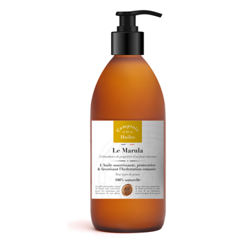 Le Marula - Certified Cosmos Organic Vegetable Oil