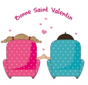 sticker st-valentin SV019