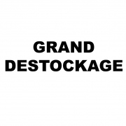 sticker destockage DE003