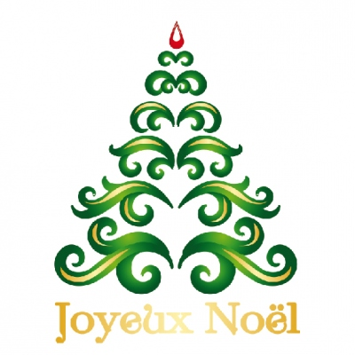 sticker noel NO033