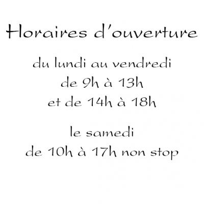 sticker horaires Ho007