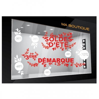 sticker pourcentage PR009