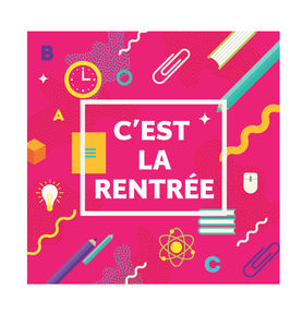 sticker rentrée des classes RDC012