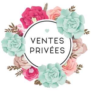 sticker ventes privées VP001